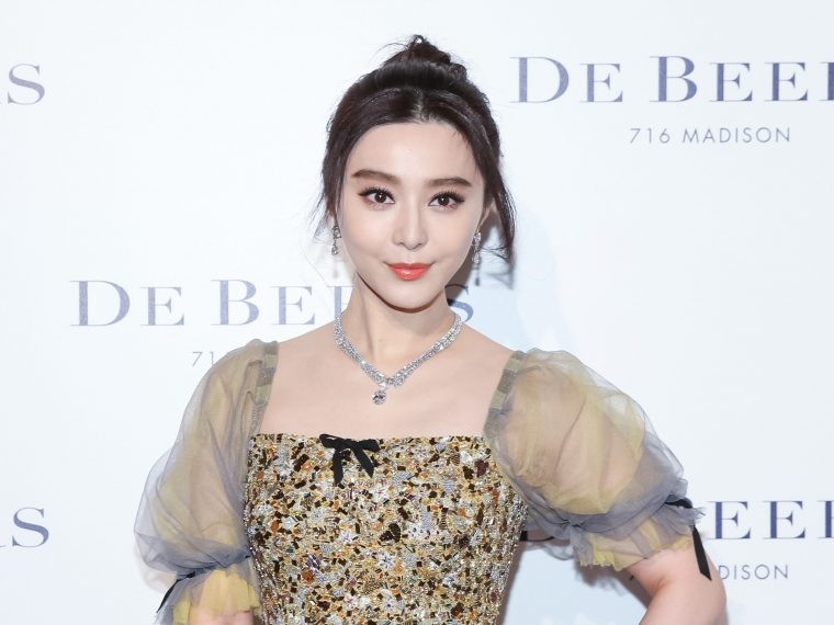 De Beers's Madison Store Opening <br/> 范冰冰出席戴比爾斯珠寶新店開張