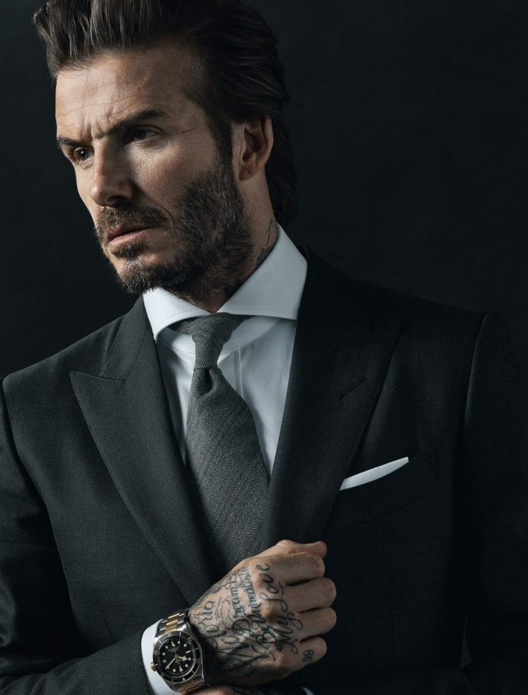 David Beckham Becomes Brand Ambassador of TUDOR <br/> 貝克漢姆成為帝舵表品牌大使